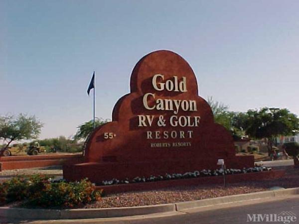 Photo of Gold Canyon RV & Golf Resort, Gold Canyon, AZ