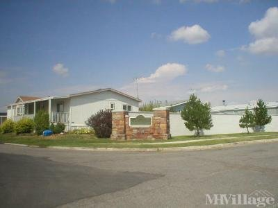 Mobile Home Park in Pleasant View UT