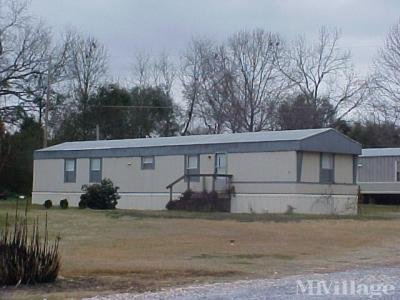 Mobile Home Park in Prattville AL
