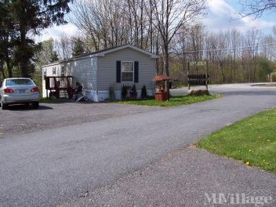 Mobile Home Park in Port Jervis NY