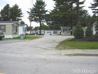 Mobile Home Park in Old Orchard Beach ME