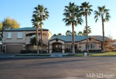 Mobile Home Park in Las Vegas NV
