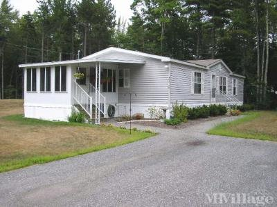 Mobile Home Park in Wells ME
