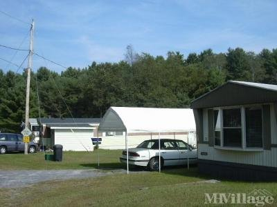 Mobile Home Park in Middle Grove NY