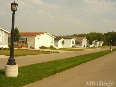 Mobile Home Park in Caro MI