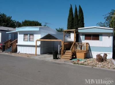 Mobile Home Park in Tracy CA