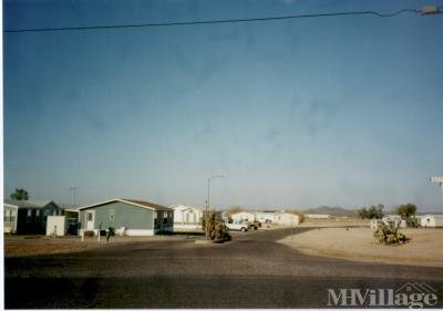 Mobile Home Park in Florence AZ