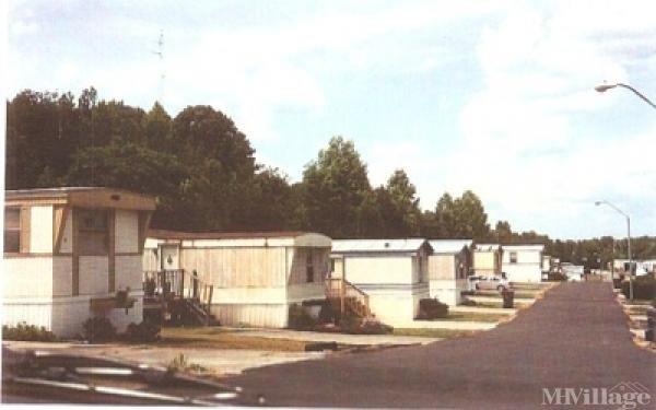 Photo of Woody Street Mobile Home Park, Roxboro, NC