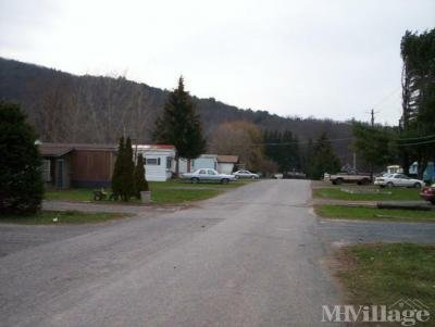 Mobile Home Park in Prattsville NY