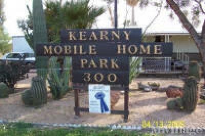 Mobile Home Park in Kearny AZ