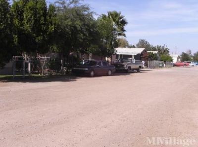 Mobile Home Park in Holtville CA
