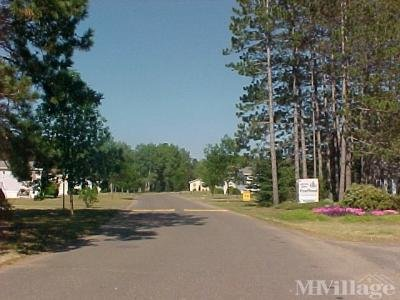 Mobile Home Park in Hayward WI