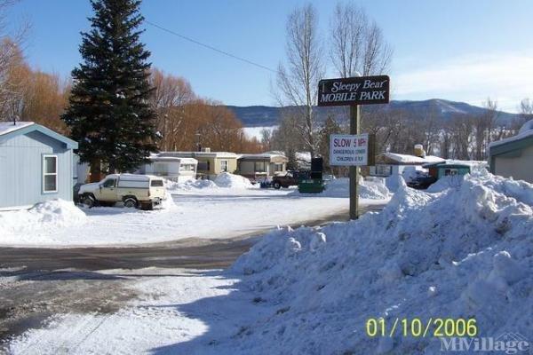 Photo of Sleepy Bear Mobile Home Park, Steamboat Springs, CO