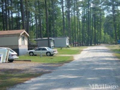 Mobile Home Park in Franklin VA
