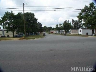 Mobile Home Park in Roanoke Rapids NC