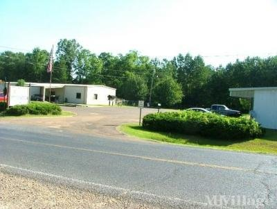 Mobile Home Park in Wesson MS