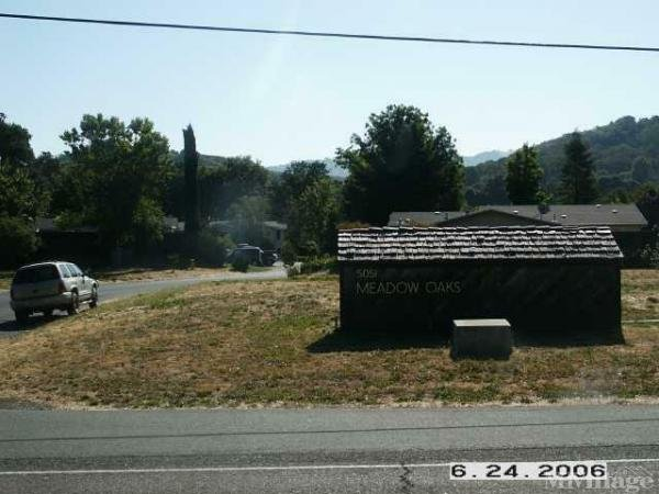 Photo of Meadows Oaks, Ukiah, CA