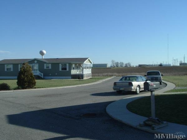 Malabar Ridge Mobile Home Park in Upper Sandusky, OH
