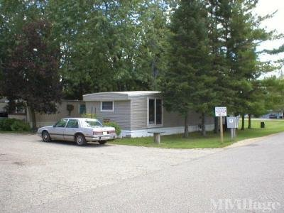 Mobile Home Park in Westfield WI