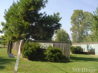 Mobile Home Park in Marion AR