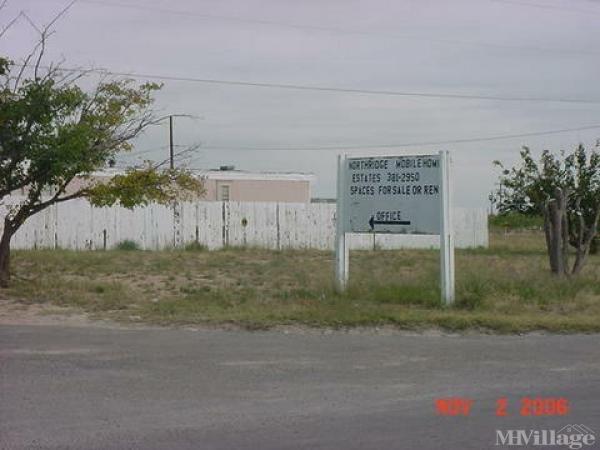 Photo of Northridge MHP, Odessa, TX
