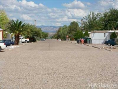 Mobile Home Park in Benson AZ