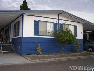 Mobile Home Park in Fullerton CA