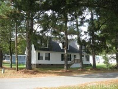 Mobile Home Park in Fuquay Varina NC