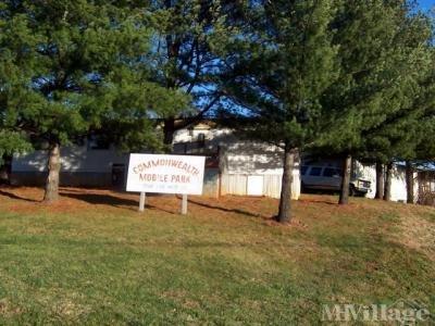 Mobile Home Park in Altavista VA