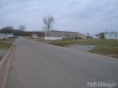 Mobile Home Park in Webb City MO