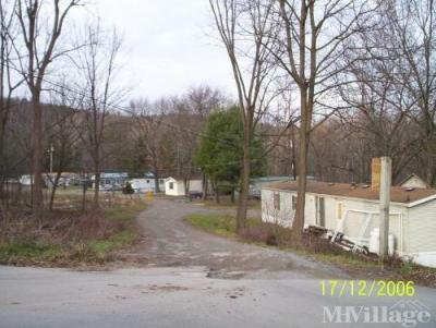 Mobile Home Park in Wawarsing NY