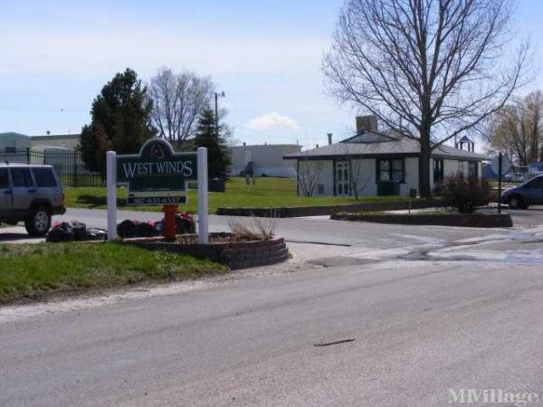 Photo of West Winds Mobile Home Park, Cheyenne, WY