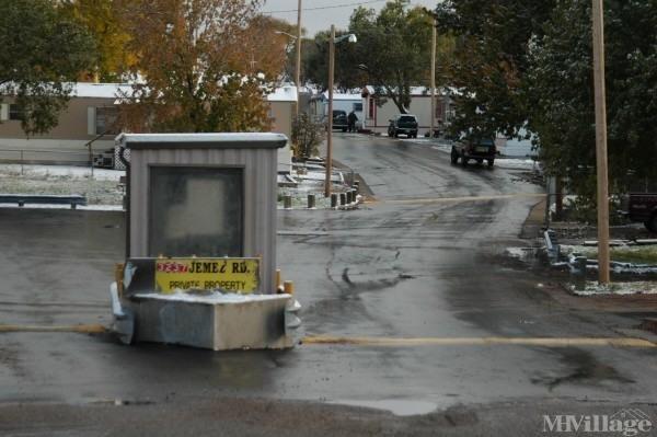 Jemez MHP Mobile Home Park in Santa Fe, NM
