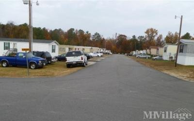 Mobile Home Park in Surry VA
