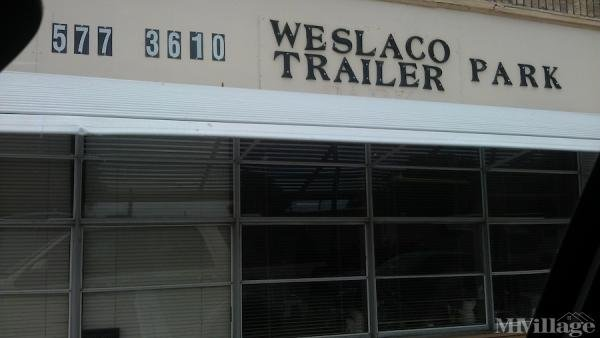 Photo of Weslaco Trailer Park, Weslaco, TX