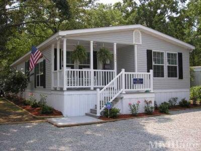 Mobile Home Park in Murrells Inlet SC
