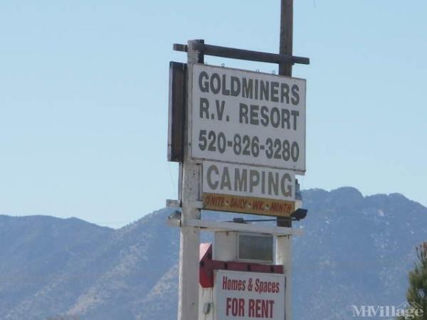 Photo of Goldminers RV Park, Pearce, AZ