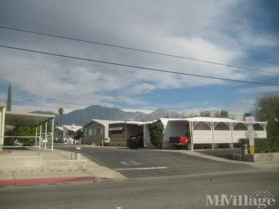 Mobile Home Park in Montclair CA