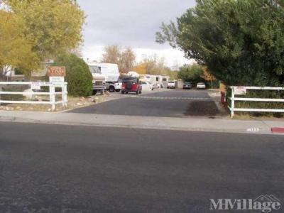 Mobile Home Park in Henderson NV