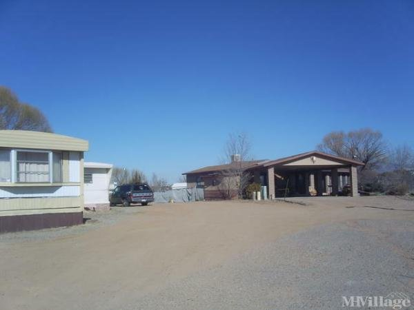Wild & Wolley Trailer Ranch Mobile Home Park in Santa Fe, NM