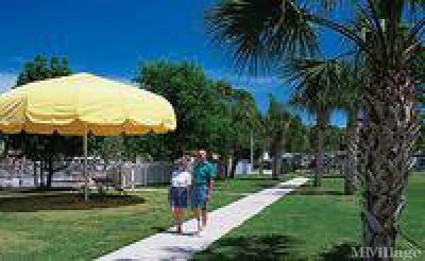 Sunshine Travel Mobile Home Park in Vero Beach, FL