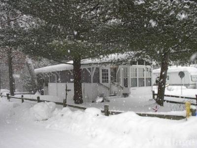 Mobile Home Park in White Cloud MI