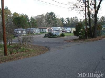 Mobile Home Park in Gladewater TX