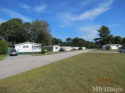Mobile Home Park in Brunswick ME