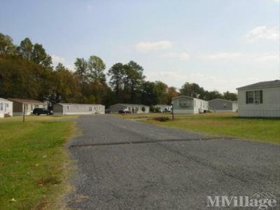 Mobile Home Park in Hurlock MD