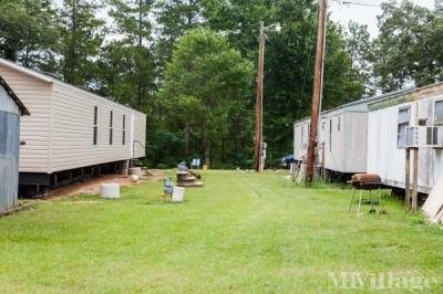 Mobile Home Park in Ruston LA