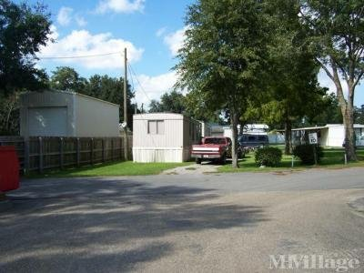 Mobile Home Park in Broussard LA