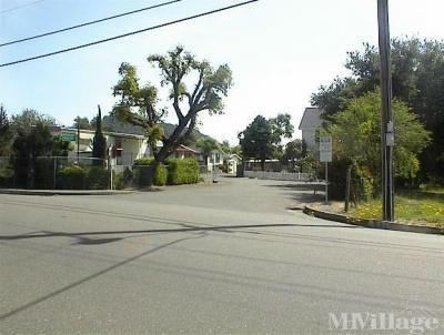 Mobile Home Park in Healdsburg CA
