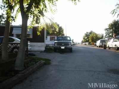 Mobile Home Park in Fairfield IA