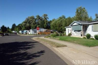 Mobile Home Park in Eugene OR